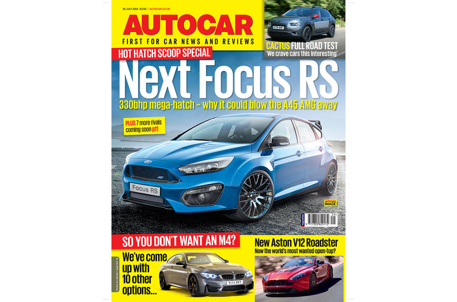 Autocar magazine 16 July preview