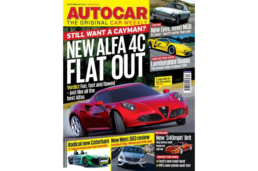 Autocar Magazine September 25 preview