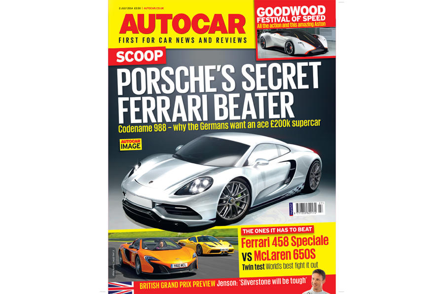 Autocar magazine 2 July preview
