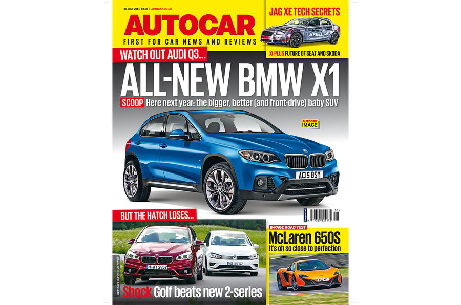 Autocar magazine 30 July preview