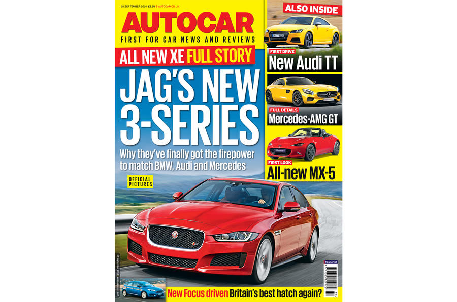 Autocar magazine 10 September preview