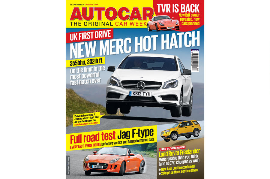 Autocar magazine 12 June preview