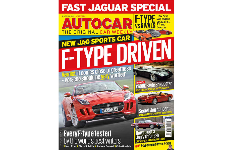 Autocar magazine 17 April preview