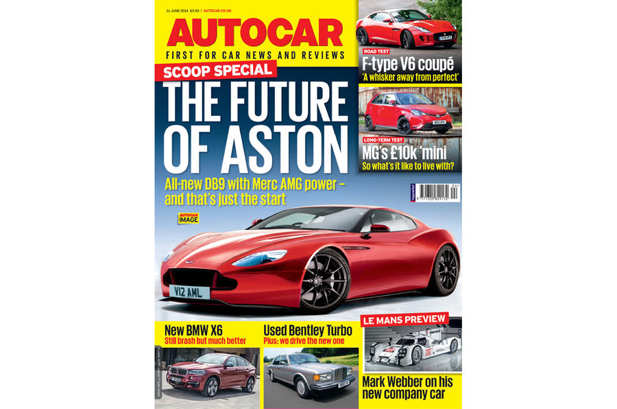 Autocar magazine 11 June preview