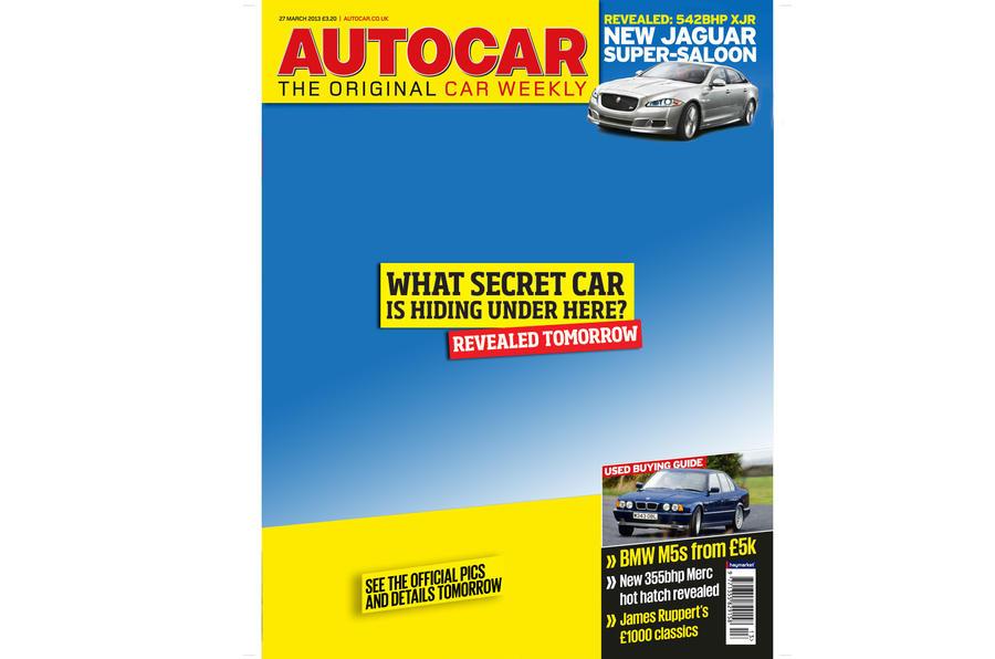 Autocar magazine 27 March preview
