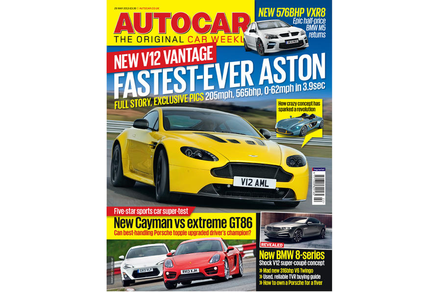 Autocar magazine 29 May preview
