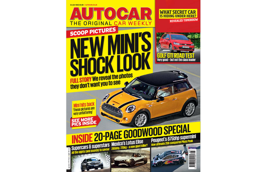 Autocar magazine 10 July preview