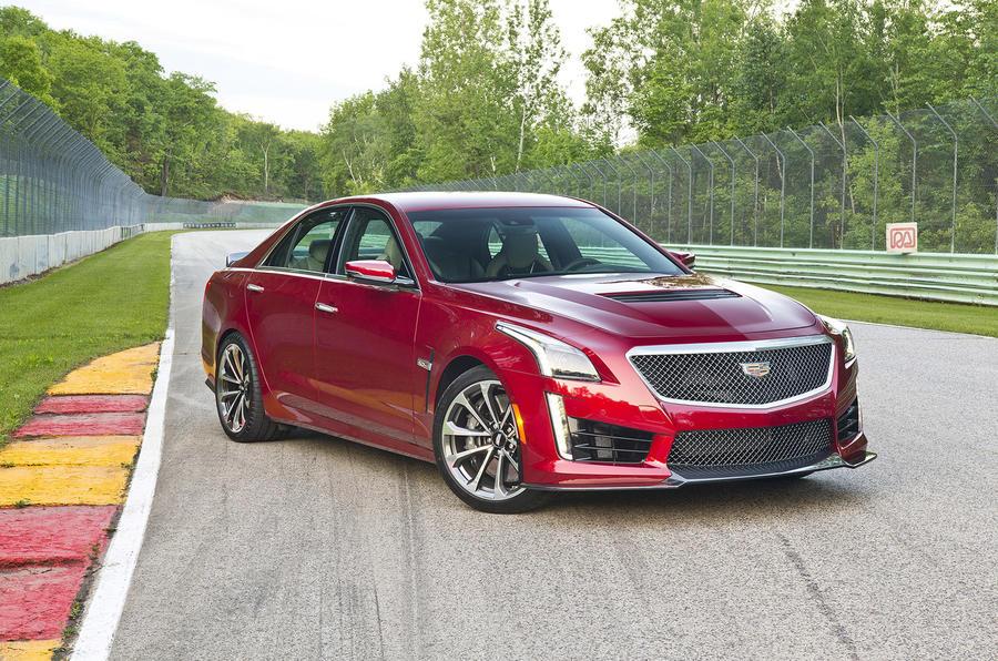 £98,000 Cadillac CTS-V coupé