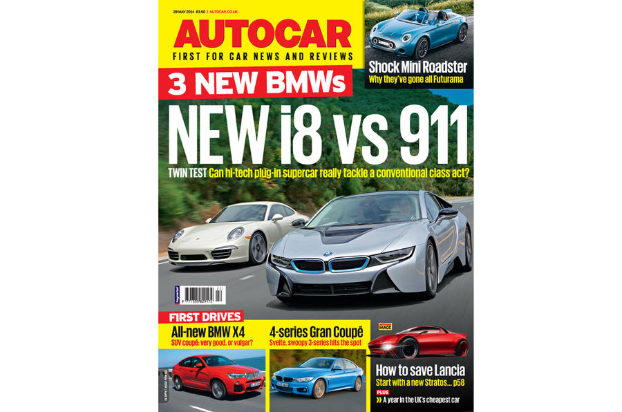 Autocar magazine 28 May preview