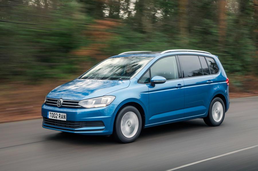 Volkswagen Touran Review (2019) | Autocar