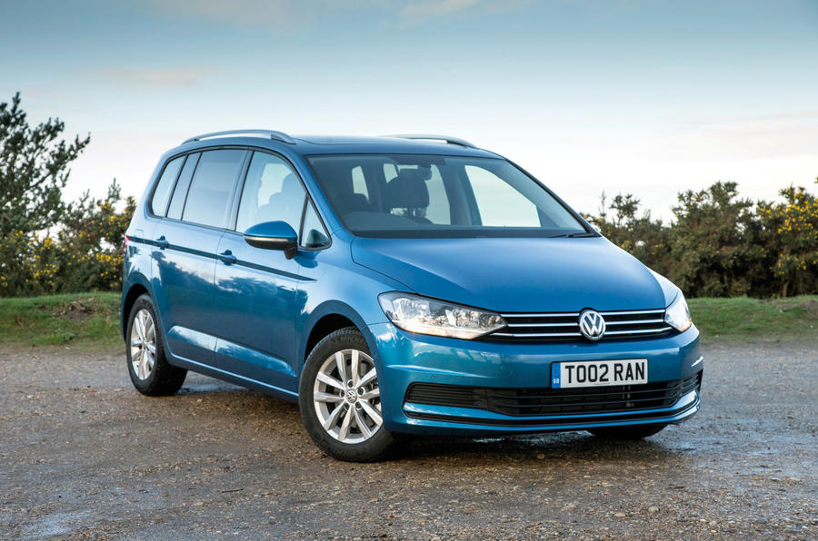 Volkswagen Touran Review 2017 Autocar