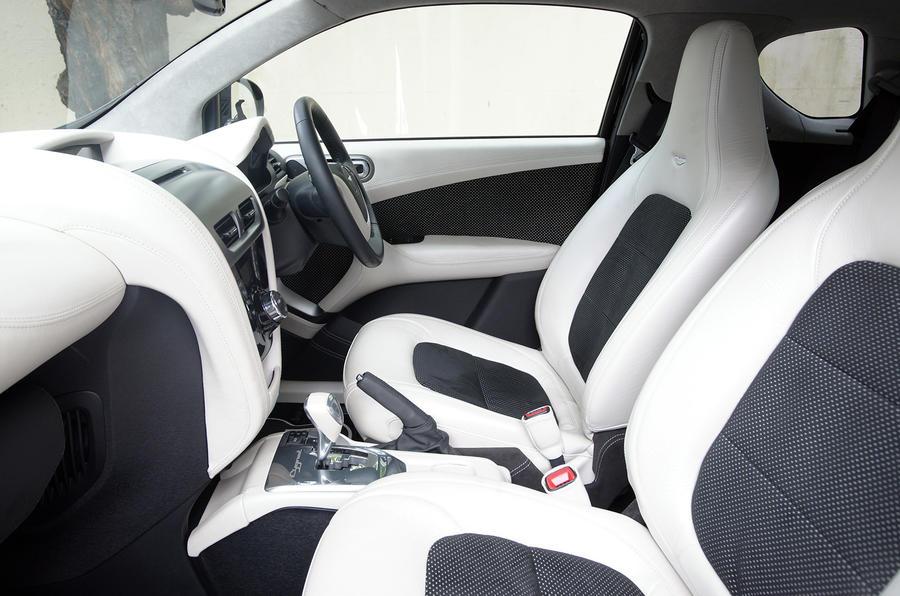 Aston Martin Cygnet axed