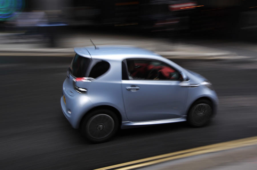 Saying goodbye to the Aston Martin Cygnet
