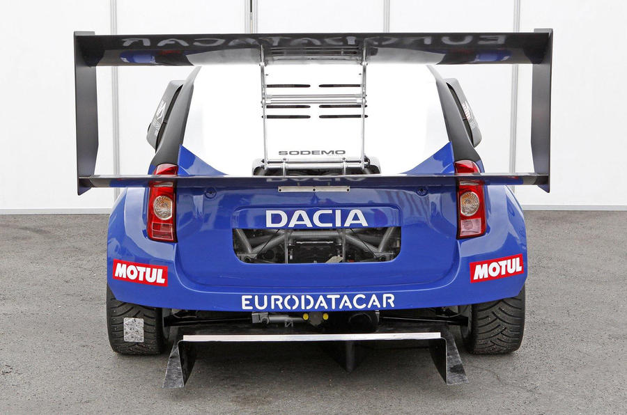 Dacia Duster 'No Limit' revealed