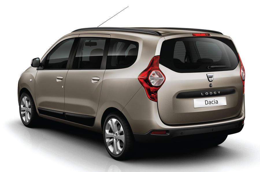 Geneva show: Dacia Lodgy MPV