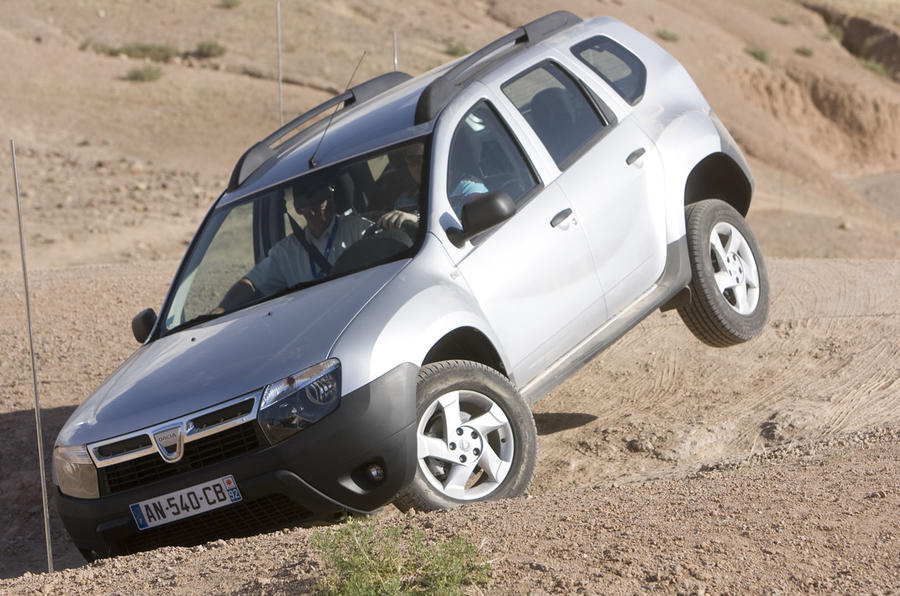 Renault defends Duster safety