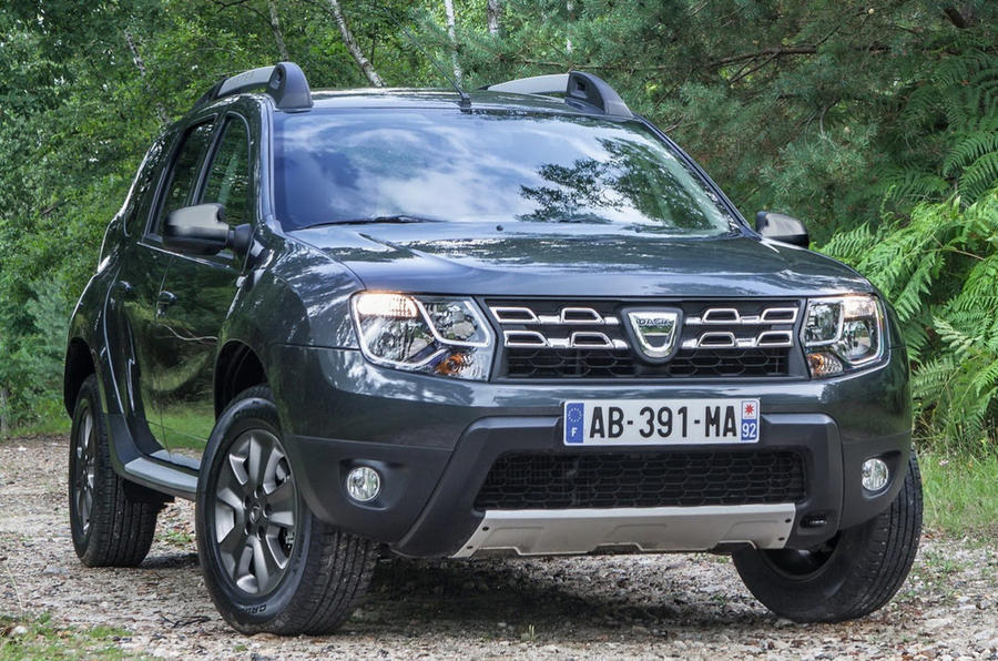 dacia duster in line for revisions autocar. Black Bedroom Furniture Sets. Home Design Ideas