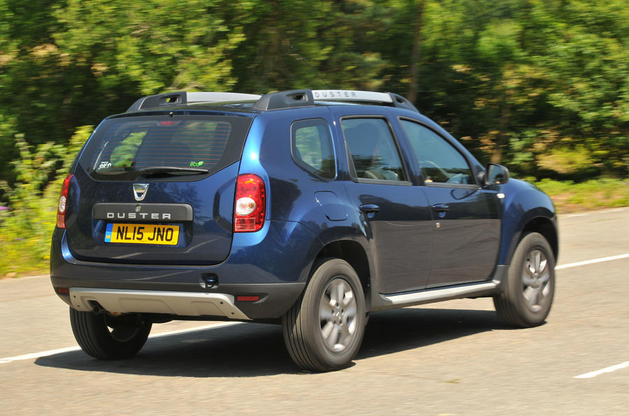 dacia duster review 2018 autocar. Black Bedroom Furniture Sets. Home Design Ideas