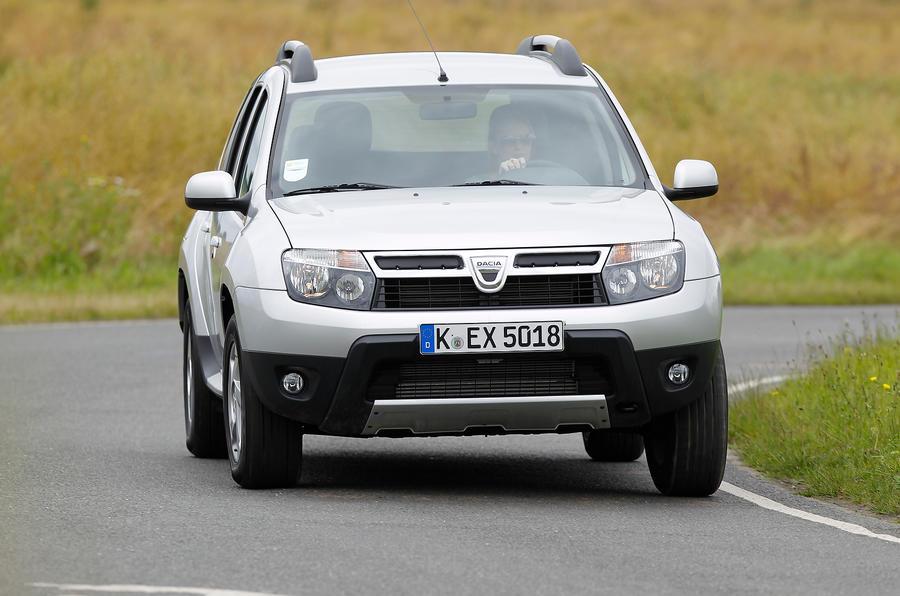 The reasonably cheap and capable Dacia Duster
