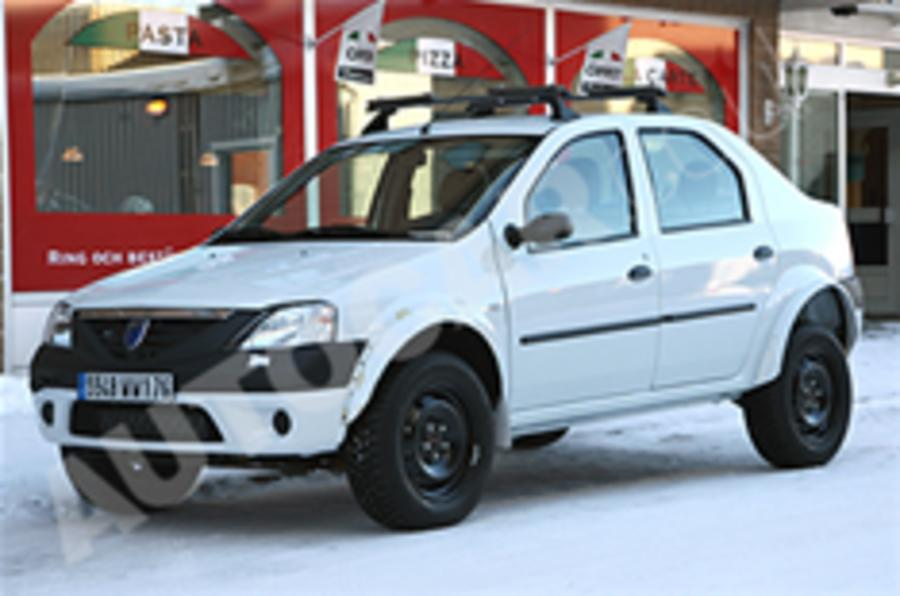 Spied: Europe's cheapest 4x4