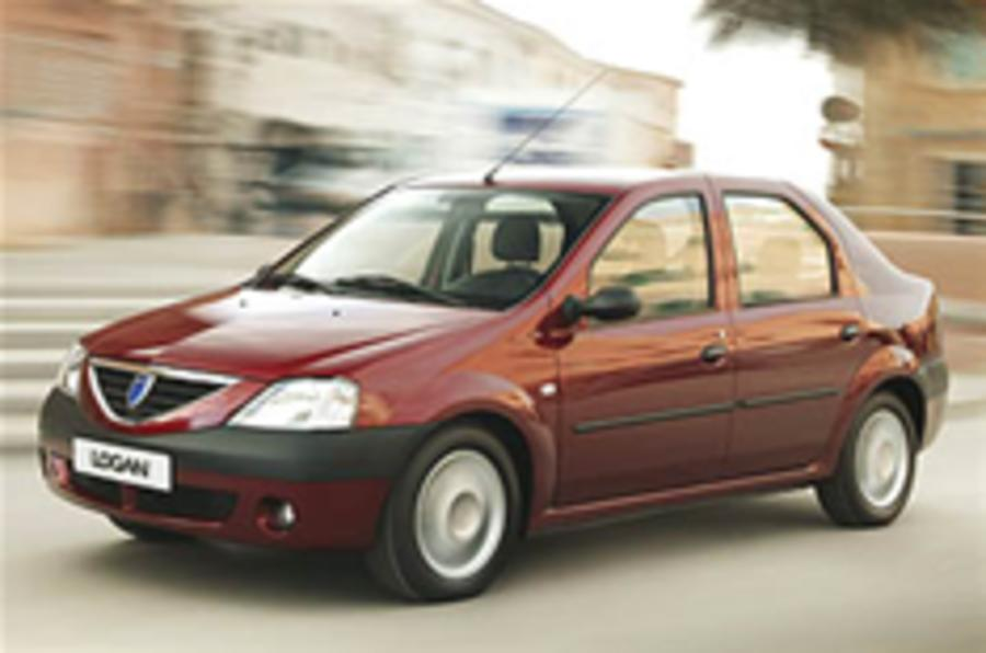 Dacia UK launch could be back on