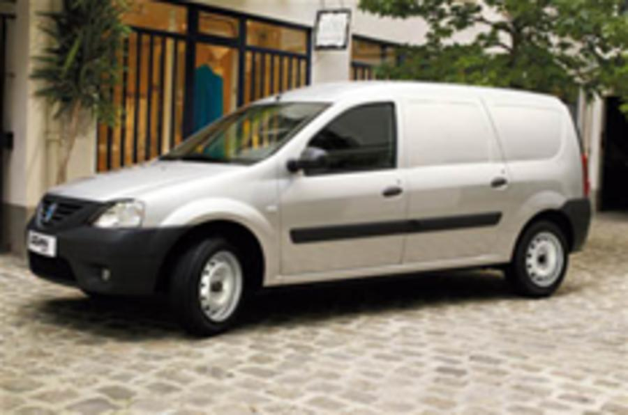 Just £4k for Europe's cheapest van