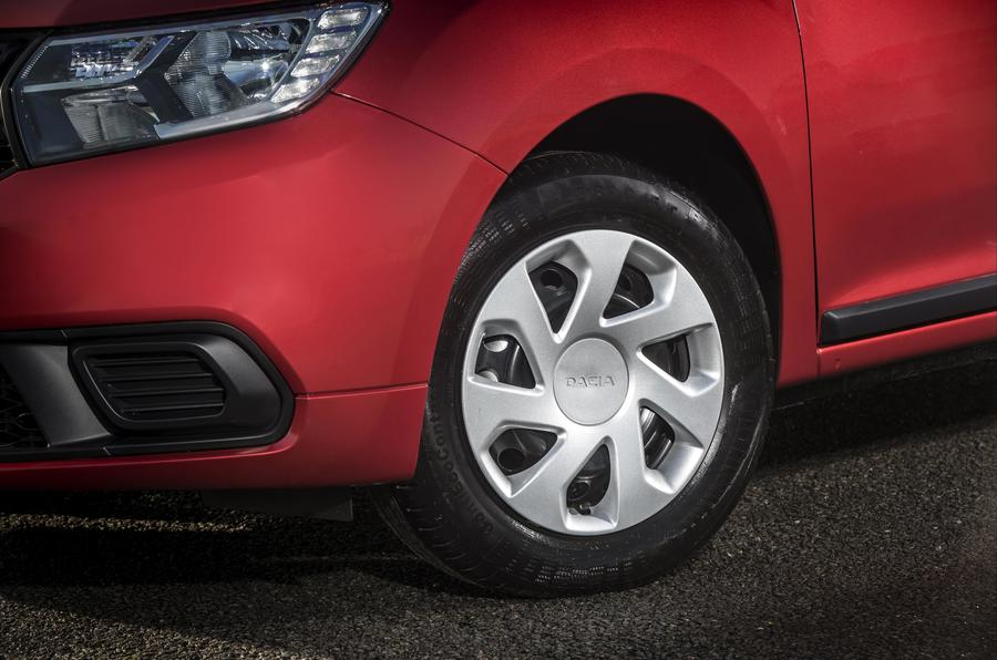 Dacia Logan MCV wheels