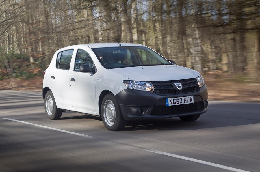 dacia sandero review autocar. Black Bedroom Furniture Sets. Home Design Ideas