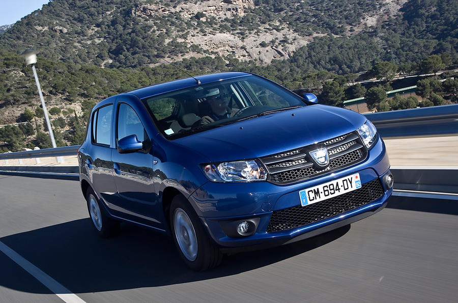 Dacia sandero 0 9 tce laureate review autocar for What does tce mean