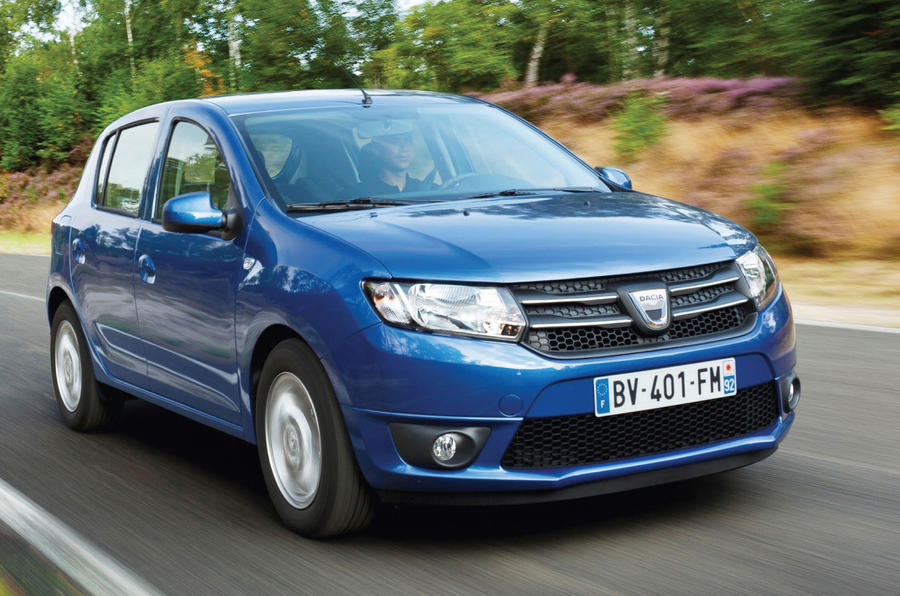 dacia sandero ambiance dci 90 first drive review review autocar. Black Bedroom Furniture Sets. Home Design Ideas