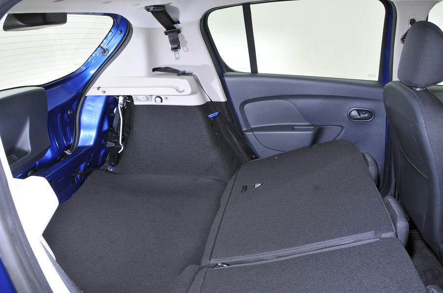 Dacia Sandero Design Amp Styling Autocar