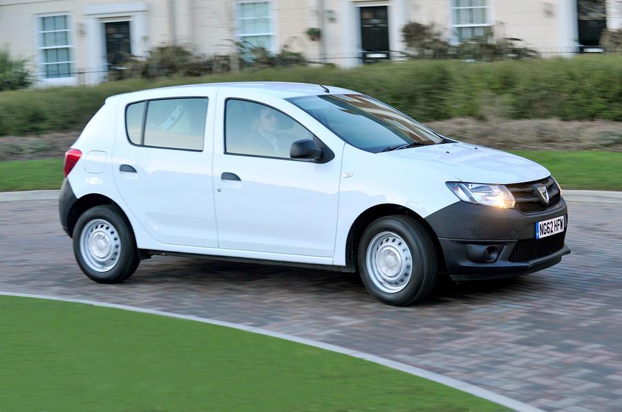 Dacia Cars Ebay Uk