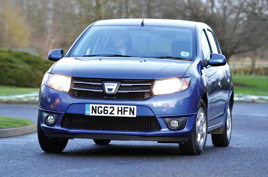 Dacia leads strong European car market growth in 2013