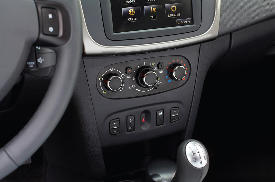 Dacia Sandero Stepway Ambiance DCi 90 first drive