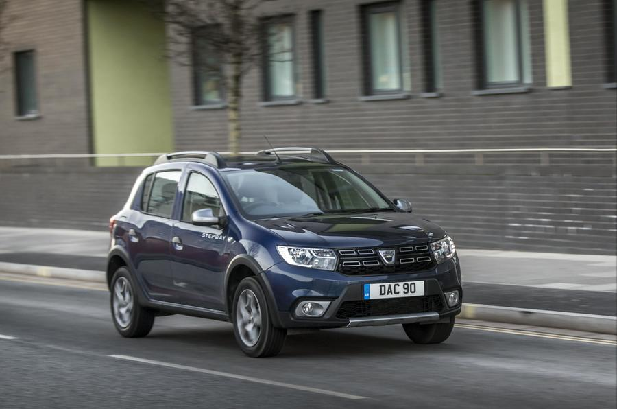 Dacia Sandero Stepway Review 2017 Autocar
