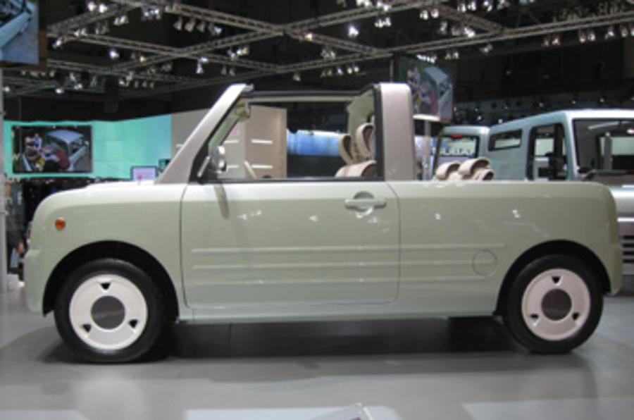 Tokyo motor show overhauled