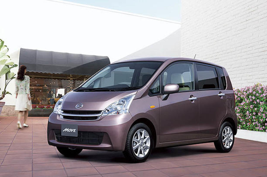 Daihatsu out of EU by 2013