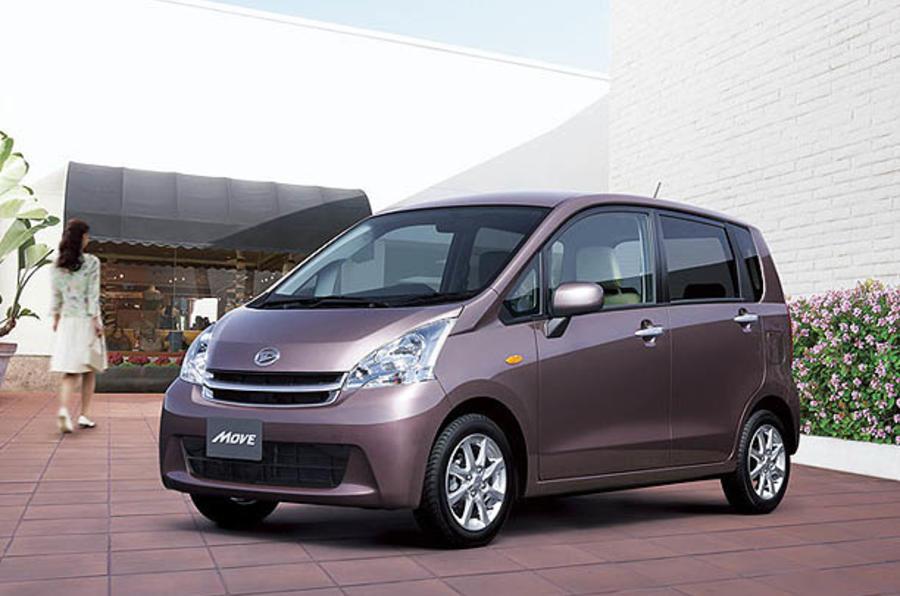 Daihatsu out of EU by 2013