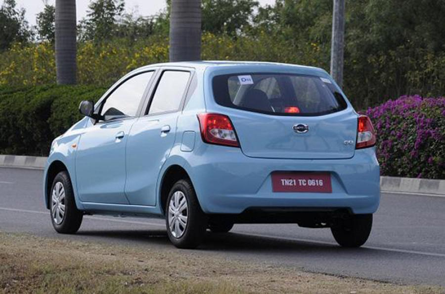 Datsun Go Review 2017 Autocar