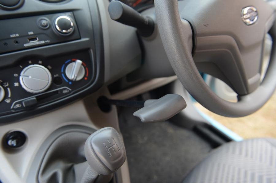 Datsun Go manual gearbox