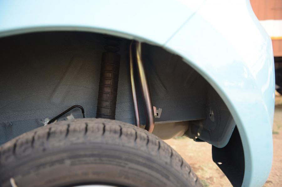 Datsun Go rear spring