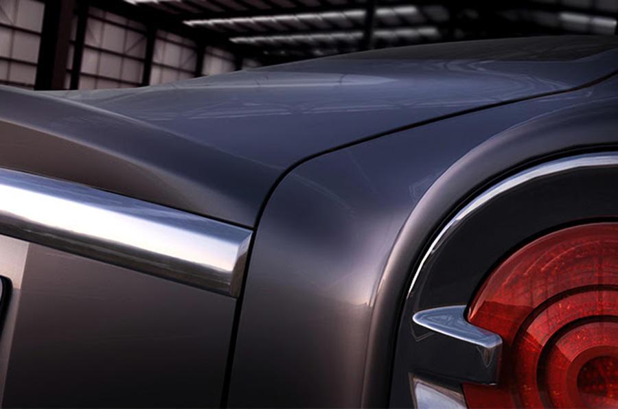 Jaguar XKR base for new retro British sports car