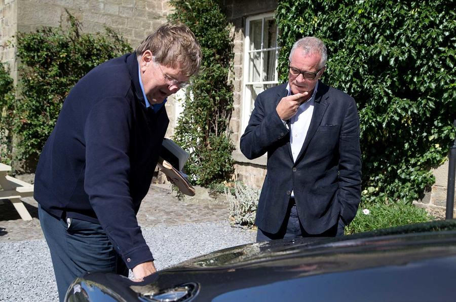 David Brown eyes new projects after Speedback GT