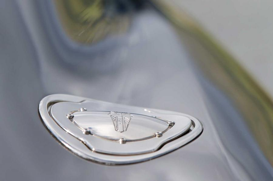 DB Speedback GT fuel cap