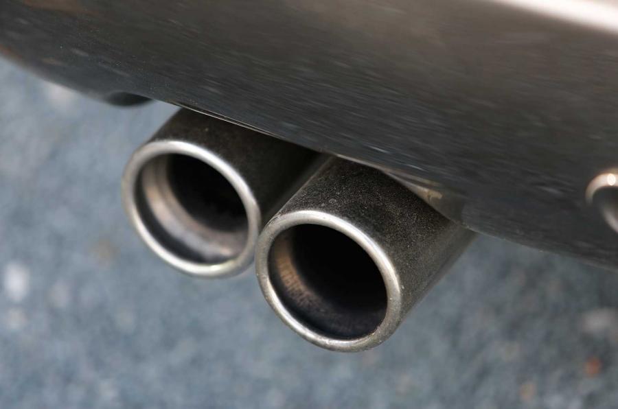 DB Speedback GT twin-exhaust