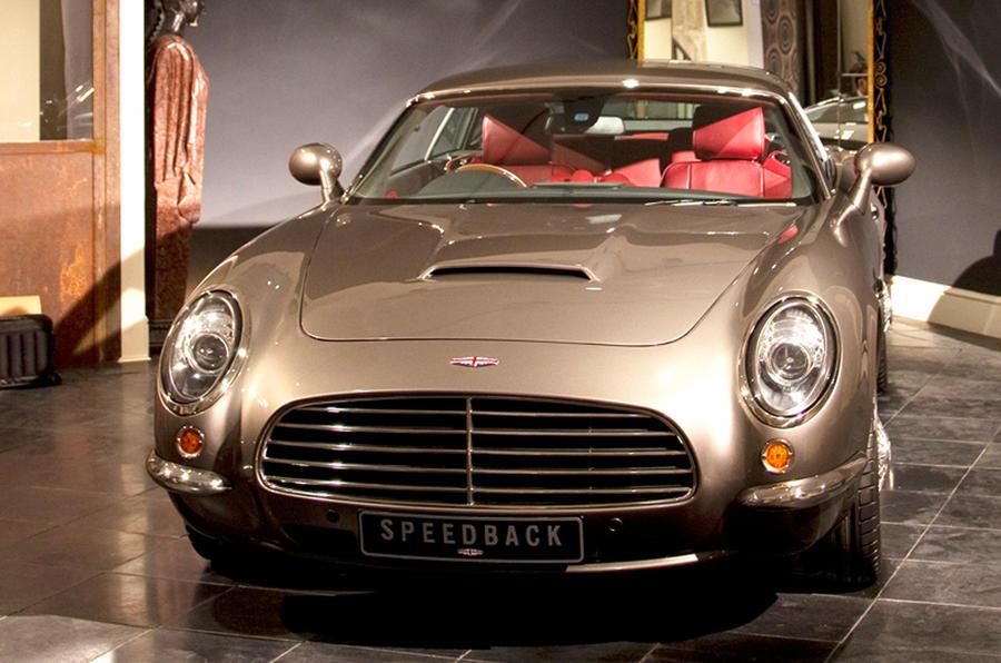 Aston Martin DB Lives On In New British Sports Car Autocar - Aston martin db 5