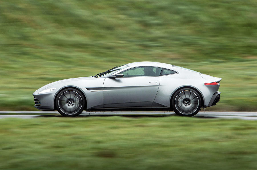 The Aston Martin DB10 is completely tailormade