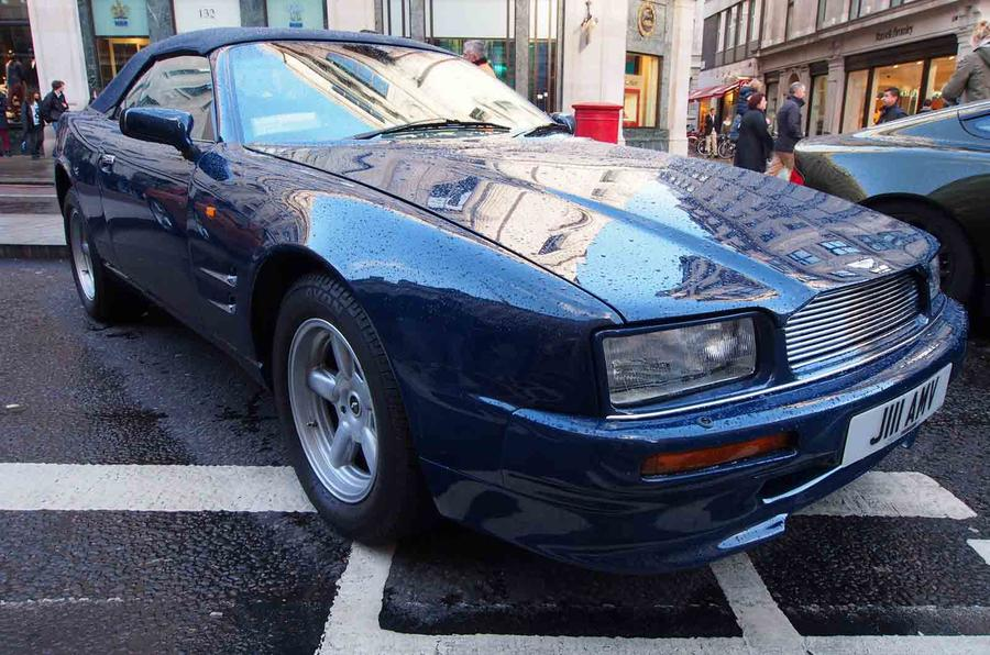 Regent Street motor show - picture special