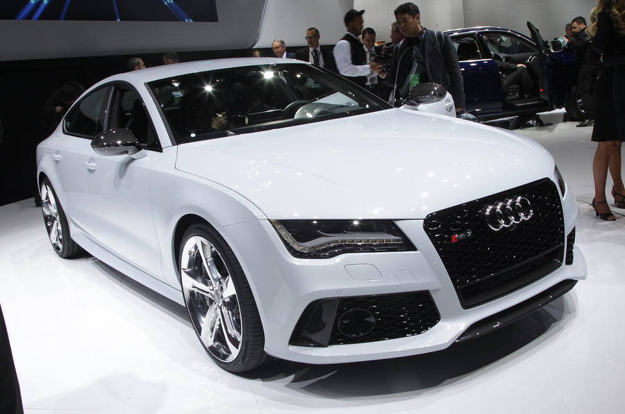 detroit motor show 2013 audi rs7 autocar. Black Bedroom Furniture Sets. Home Design Ideas