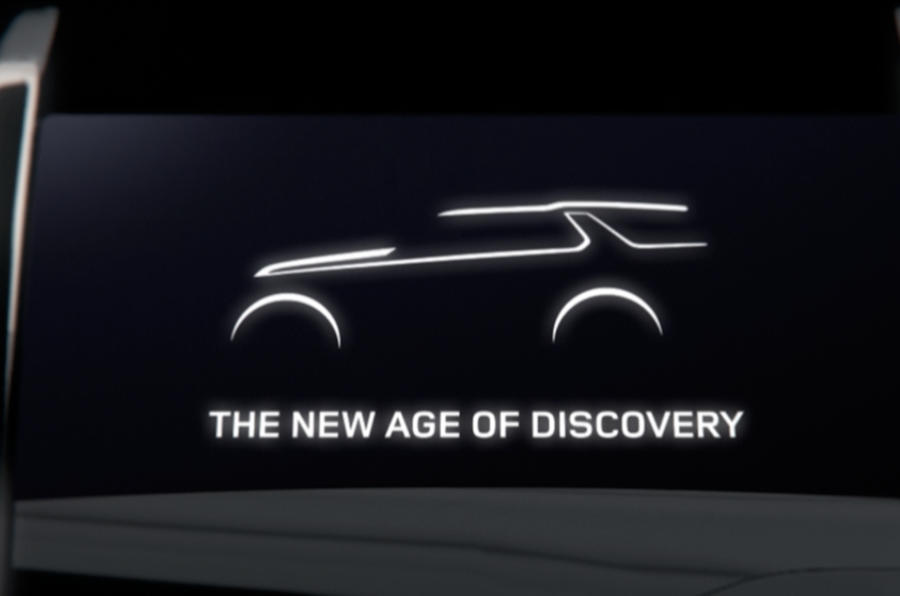 New Land Rover Discovery family previewed